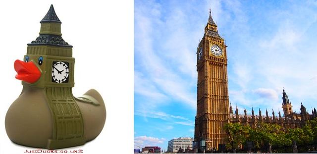 イギリスのご当地アヒル、集めてます(2014年10月12日) , エキサイトニュース(1/2)