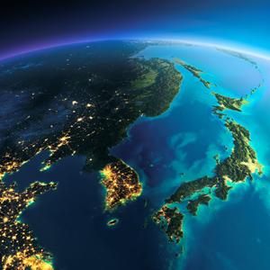 夜の衛星写真を見ていたら、中国がまだまだ日本に及ばない点が見つかった!=中国メディア