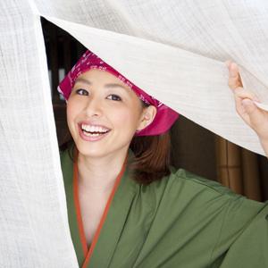 日本式カーテン「のれん」が醸し出す高い芸術性とインテリア性=中国メディア
