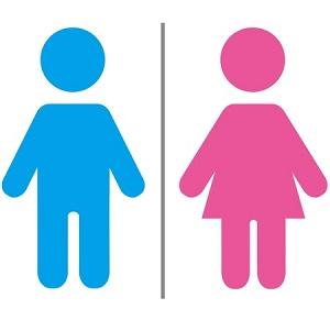 ここは女子トイレっ!! 東京の駅にあるトイレのものすごい「主張っぷり」が、台湾ネットで話題に