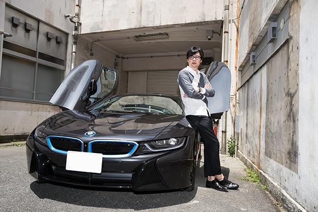 ノブコブ・吉村が数千万円の超高級車購入!で若き借金王に…「ダメなら車と東京湾へ突っ込んでやろうと思ってます(笑)」