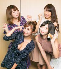 100万円万馬券を的中させたグラドル・倉持由香も参戦、 「菊花賞」を4人の女神が大予想!