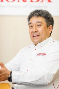 日本人F1ドライバーが誕生する可能性を躍進するホンダの偉い人に聞いた!「候補は3人…」