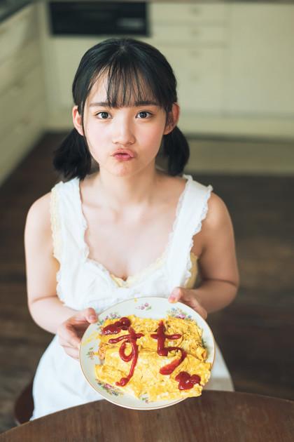 AKB48の超ミラクルスーパールーキー・矢作萌夏「いつか志村