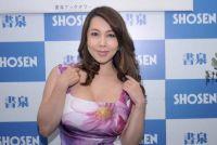 熟女セクシー女優・風間ゆみが「20周年記念写真集」発売 「新作もお楽しみに」