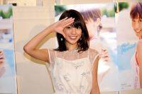 黒すぎるフリーアナウンサー・岡副麻希 ファースト写真集でビキニ姿を初披露