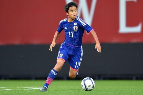 久保建英が4試合連続ゴール、U-15日本代表はタイ遠征4戦全勝