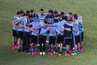 """ウルグアイに""""2年連続""""の珍事…U-20W杯の日本戦前にチリの国歌が流れる"""