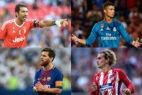 FIFA最優秀選手賞候補24名が発表…レアルから最多7名選出、世界最高は誰?