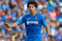 ヘタフェ、柴崎岳の手術成功を発表…バルサ戦で左足中足骨を亀裂骨折