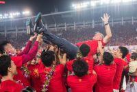スコラーリ監督、有終の美! 広州恒大が中国スーパーリーグ7連覇達成