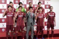目標はACL出場! 神戸が新体制発表…吉田監督「より攻撃的なサッカーを目指す」