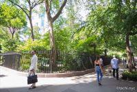【NY】鍵を持つニューヨーカーだけが入れる公園「グラマシーパーク」