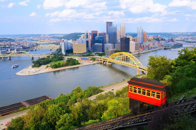 「水と橋の都ピッツバーグ」はアメリカの歴史を語るうえで欠かせないペンシルベニア州第2の都市