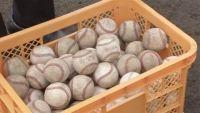 野球部の硬式ボール9000個超盗難、6県の19高校が被害に