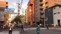 江戸川区で1時間半にわたり停電、視聴者が撮影