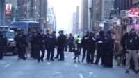 ニューヨーク中心部で爆発、容疑者の男1人を拘束