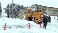 除雪車に巻き込まれる事故 山形・大蔵村