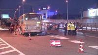 神奈川で玉突き事故起こし逃走、4人重軽傷