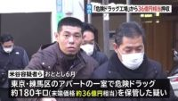 東京・練馬の「危険ドラッグ工場」摘発、36億円相当押収