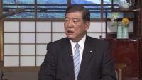 自民・石破氏、財務省担当者の自殺を悼む