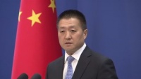 中国「強烈な不満」 米軍が「航行の自由作戦」実施
