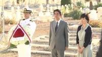 安倍首相、日本の首相として初めてマルタ訪問
