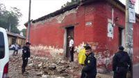 グアテマラでM6.8の地震