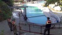 トルコのプールで利用客らが感電、若者含む5人死亡