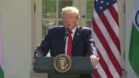 トランプ大統領、北朝鮮について改めて危機感示す