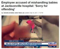 新生児を「悪魔」と呼び、中指を立てる看護師たち 大病院の産科から仰天動画(米)