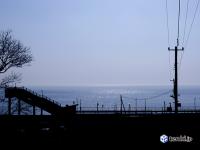 北海道 今年最後の海水浴