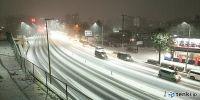 仙台 積雪18センチ 大雪警戒