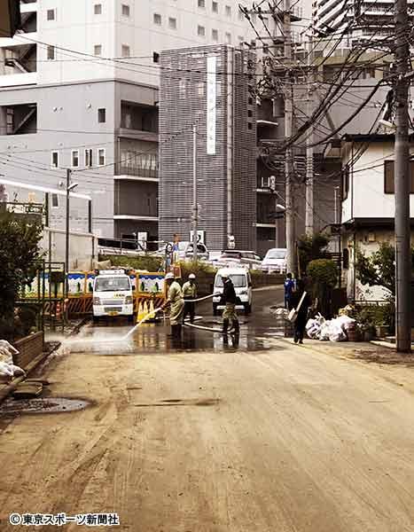 武蔵小杉うんこタワー 武蔵小杉タワーマンション街 ○○○を巡って住民同士が対立・相互監視との情報も