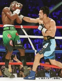【ボクシング】村田再戦は「ジャッジ処分しない限りない」