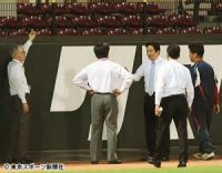 マツダスタジアムで珍事 消えた打球騒動を追跡