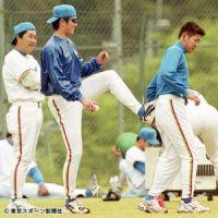 ソフトB松坂 西武・森慎二コーチ急死にショック「受け入れられない」