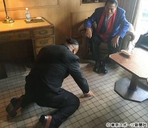 鈴川真一がIGF退団 猪木氏を訪問し「弓を引くようなことはできない ...