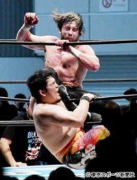 【新日G1】ケニー 矢野との乱戦制し3連勝