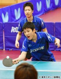 卓球・張本智和 超豪華な練習施設完成で東京五輪「金」へ加速