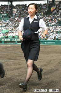 【高校野球】日本航空石川 勝利の女神は美人CA!?