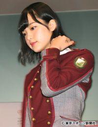体調不良で公演欠席 欅坂・平手友梨奈を追い込む「センターの重圧」