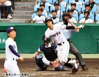 【高校野球】広陵・中村が清原超え6号