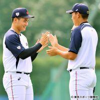 【U-18W杯】清宮と履正社・安田が一塁争い
