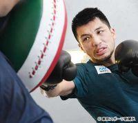 【ボクシング】村田が世界戦へ緊急スパーで修正