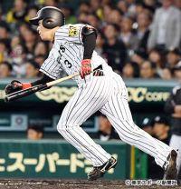 【セCS】阪神・大山がチーム唯一の打点 新人ながら存在感