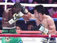 村田諒太が7R終了TKOでミドル級王座奪取 因縁エンダムを圧倒
