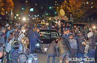 日馬富士の事情聴取で国技館騒然!取材陣100人以上