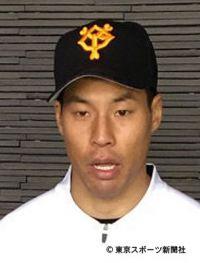 巨人・高木京 年棒180万円増で再契約「野球させていただき感謝」