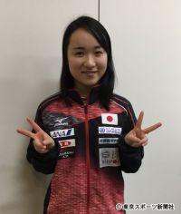 【卓球】伊藤美誠 トロフィーなし凱旋帰国「寂しい。本当に優勝しましたからね!」